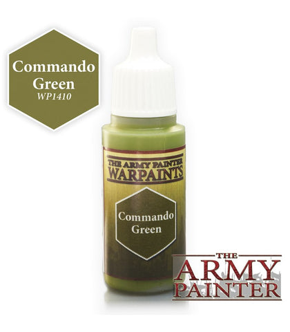 Warpaints: Commando Green