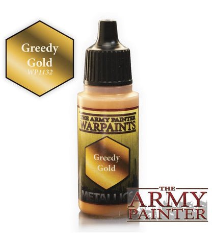 Warpaints: Greedy Gold
