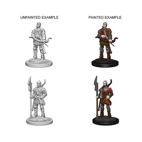 Pathfinder Minis: Town Guards