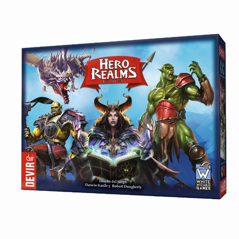Hero Realms: Deckbuilding Game (español)