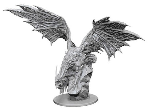Pathfinder Minis: Silver Dragon