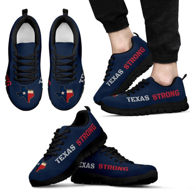 Texas Strong Running Shoes Blue For Men & Women