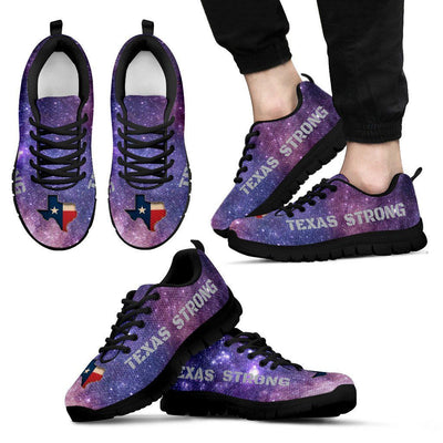 Texas Strong Running Shoes Galaxy Purple For Men & Women