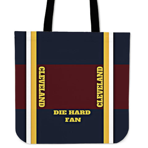 Die Hard Cleveland Fan Tote Bag