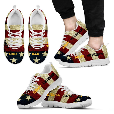 Veteran Army Dad Sneaker Shoes