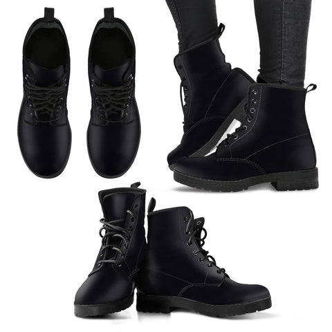 Fashion Women's Leather Boots