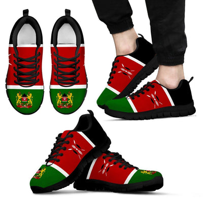 Kenya Flag Shoes For Men & Women