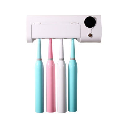 Disinfection Smart UV Toothbrush Holder