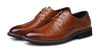 New Men's Real Cowhide Leather Comfortable Shoes
