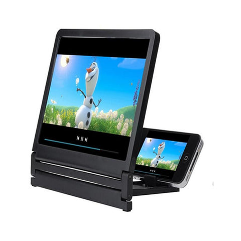 Newest 3D Mobile Phone Screen Video Screen Amplifier Magnifier With Eye Protection