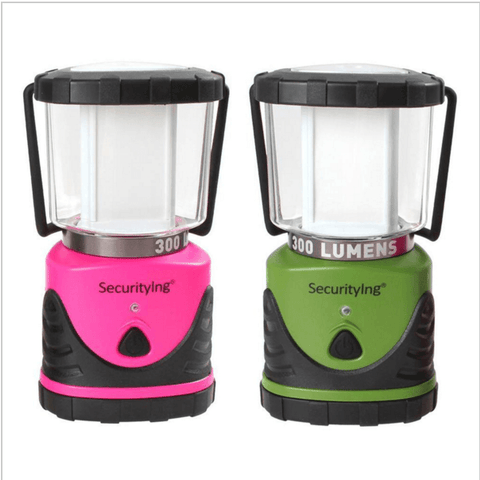 300 Lumens Ultra Bright LED Camping and Emergency Lantern