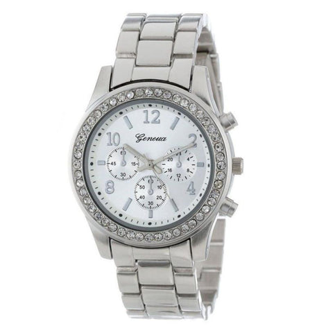 Brand New Fashion Elegant Crystal Women Wrist Watch