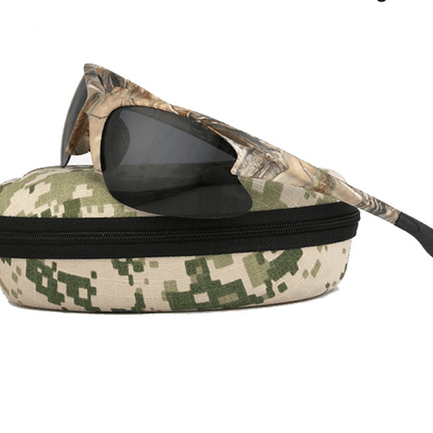Camouflage Polarized Sunglasses