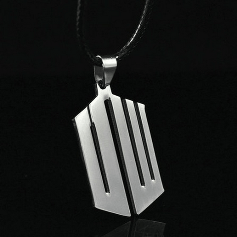 DOCTOR WHO (DW) PENDANT NECKLACE