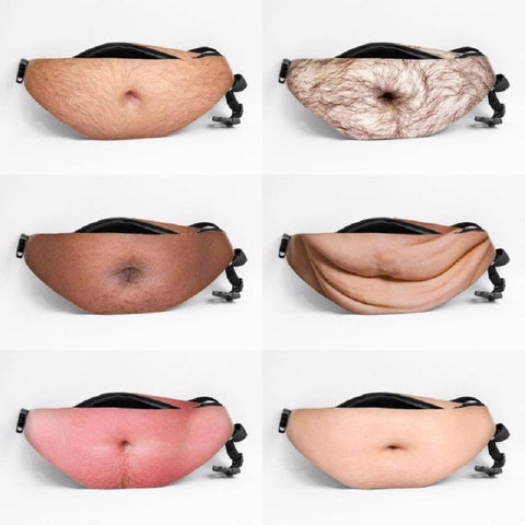 Exclusive Unique Funny New Trendy Waist Bag For Mobile Phone iPhone, Samsung