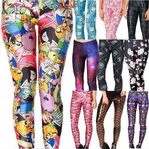 New Adventure Time  Bro Ball Legging for Women