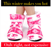 New Indoor Super Warm Women  Plush Home  Flannel Slippers