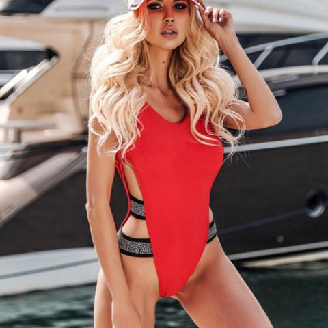 Newest Exciting One Piece Bathing Swimsuit  for Women