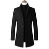 Nick's™ High-quality Wool Winter Long  Men's Jacket