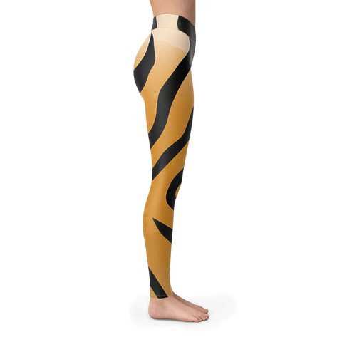 Animal Skin Pattern Leggings