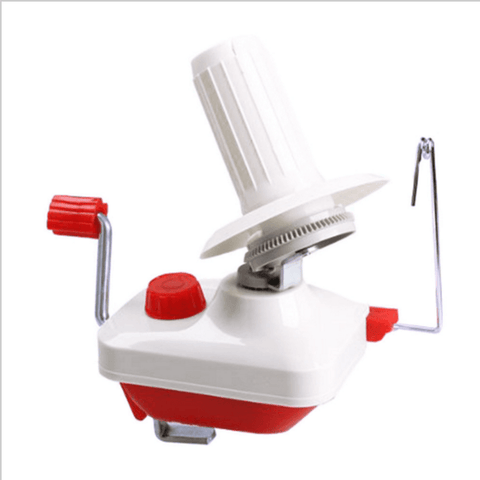 HAND OPERATED SWIFT WOOL YARN STRING BALL WINDER MACHINE