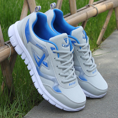 New Arrivals Men Running Shoes, Mesh light breathable men casual shoes, Fashion Men sneakers