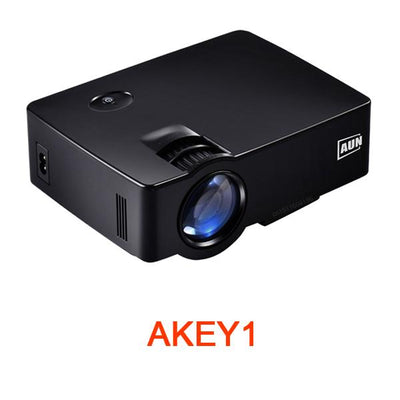 Full HD 1080P  Low Noise HDMI  1800 Lumens LED Video Projector
