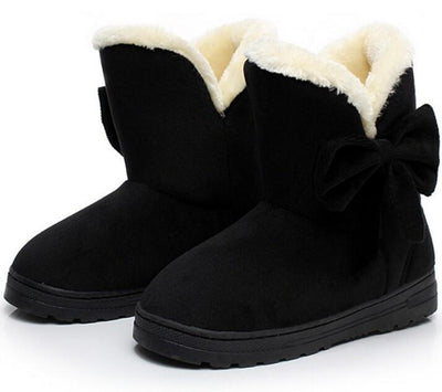 New Warm Women Snow Winter Boots