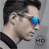 Men Sports Polarized Aluminium Magnesium Sunglasses