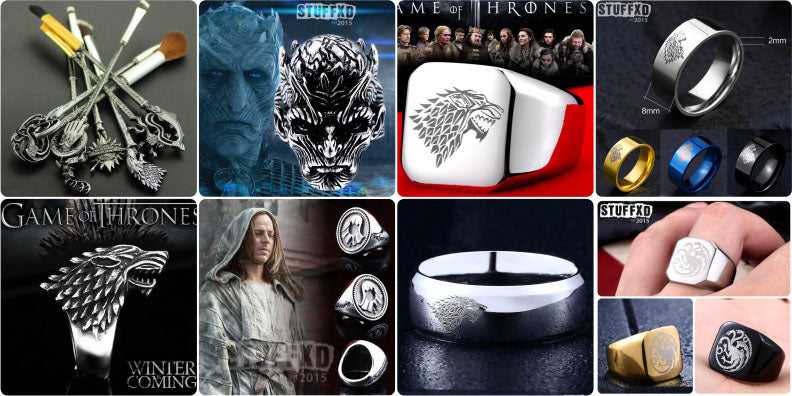 StuffXD.com Game Of Thrones Collection