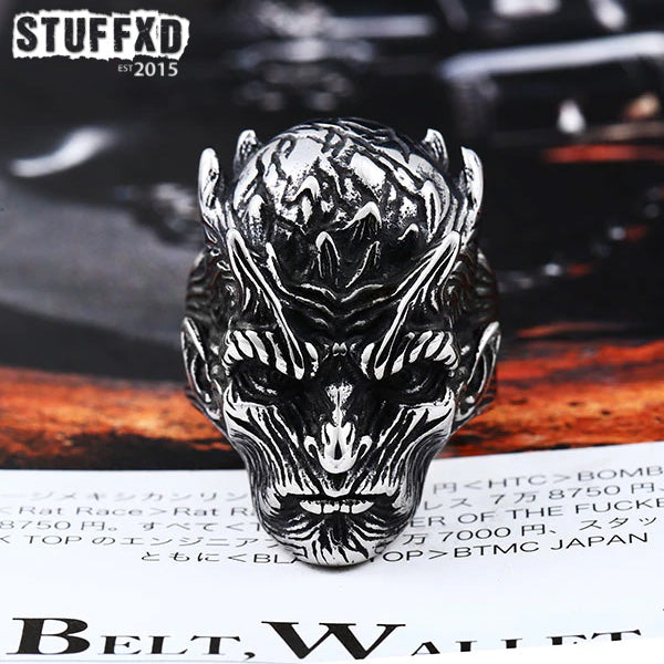 Game Of Thrones Night King White Walker Ring