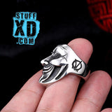 StuffXD.com Guy Fawkes Mask Ring