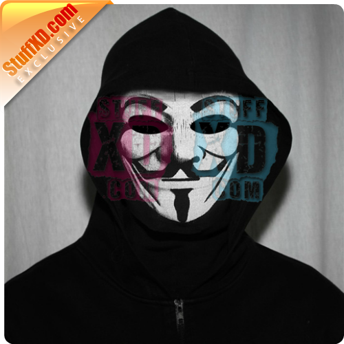 Guy Fawkes Ski Mask