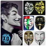 StuffXD.com Guy Fawkes Anonymous Party Mask