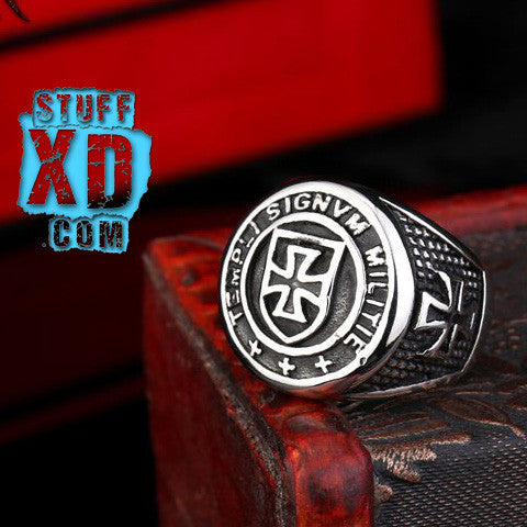 Knights Templar Ring II