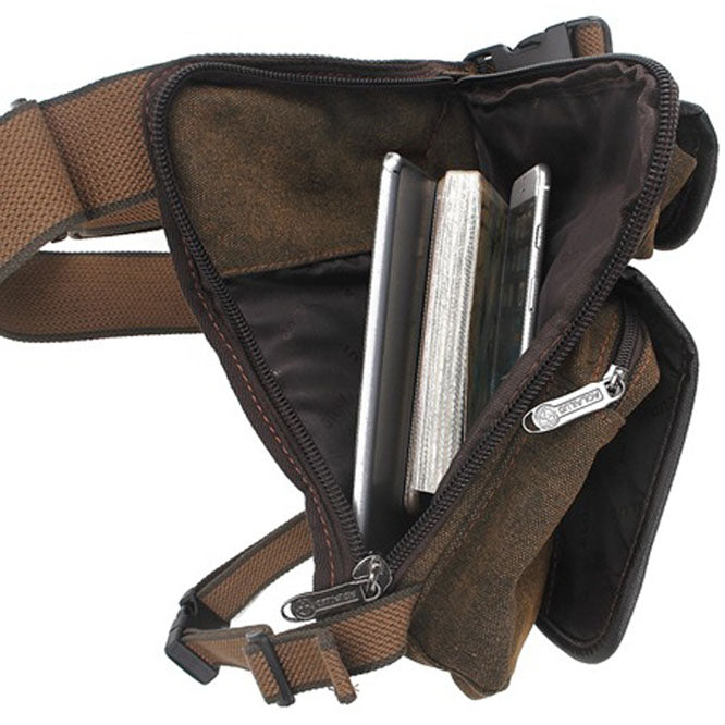 Multipurpose EDC Waist/Leg Bag
