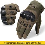 StuffXD.com Touchscreen Capable Tactical Gloves