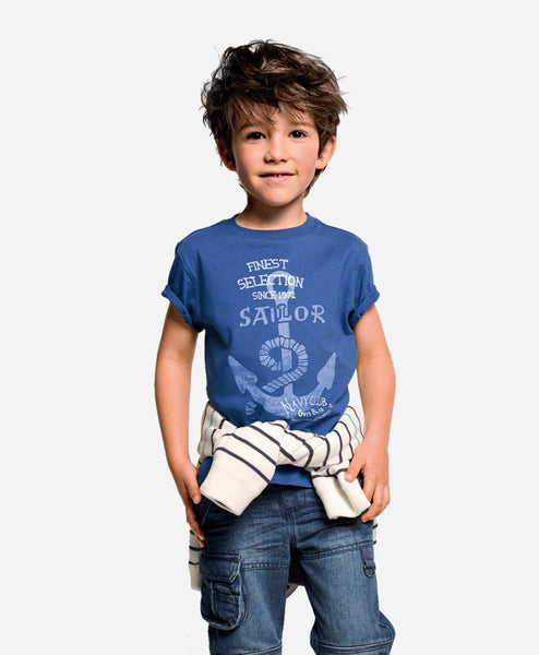 Bio Kid Designer T Shirt
