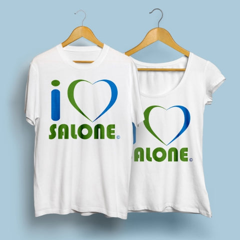 Partner/Friend Deal iLoveSalone Premium T-shirt + Top