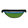 GWB (Green-White-Blue) Fanny Pack