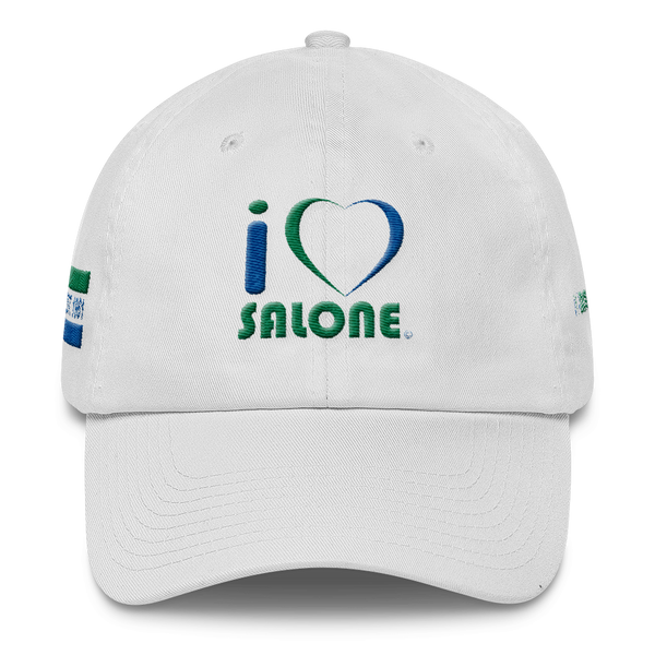 iLoveSalone Embroidered Unisex Hat