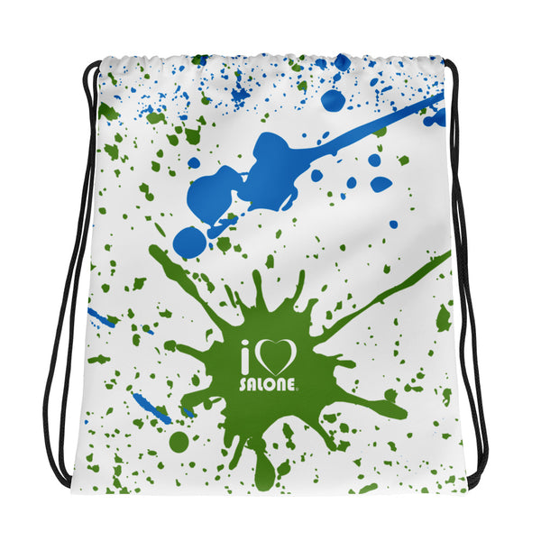 Splash! Drawstring bag