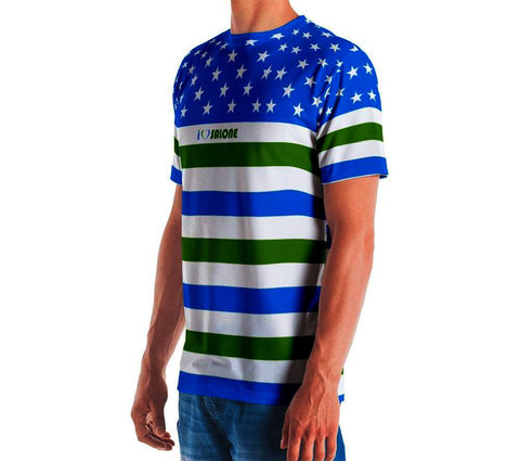 Stars & Stripes Men's T-shirt