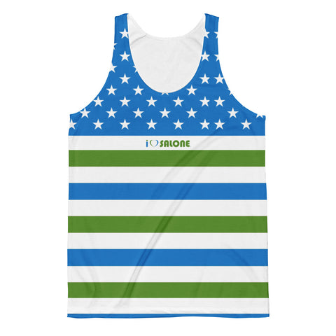 Stars & Stripes Men's Tank Top