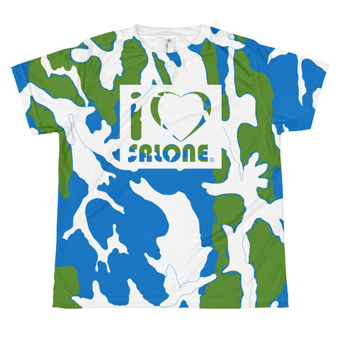 SL CAMO Youth T-Shirt (UNISEX)