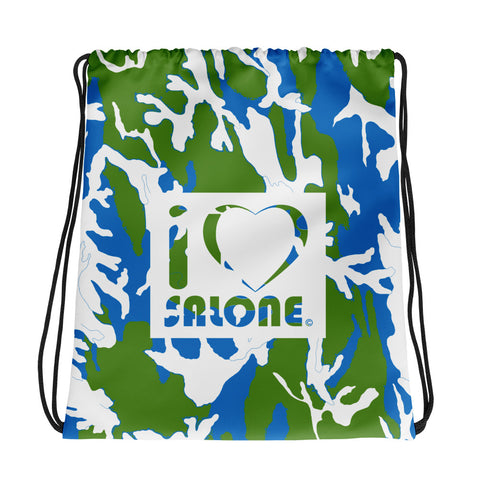 Soja! Drawstring bag