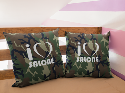 CAMO Soft & Cozy Pillow