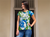 SL CAMOUFLAGE Women Top