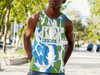 SL CAMO Men Tank Top