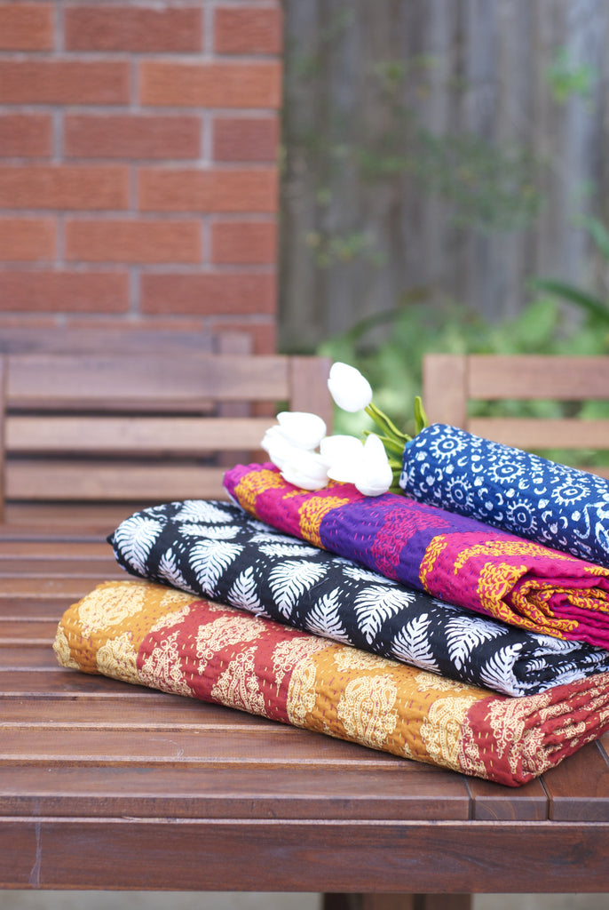 Kantha – A stitch running in history of Indian art and craft
